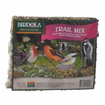 Birdola Trail Mix Seed Cake Large - 2.5 lbs - Pack of 10