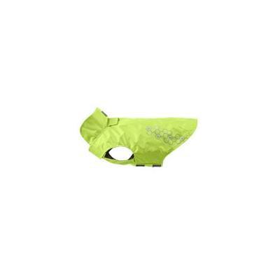 Venture Shell Slicker Dog Jacket - Lime Punch Size 18