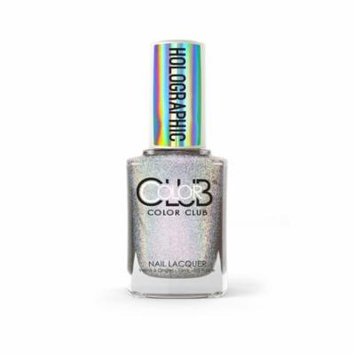 Color Club Holographic Nail Polish, Don't Harp On It
