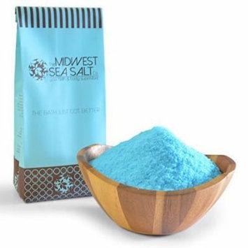 Fresh Rain Mediterranean Sea Bath Salt Soak - 5lb (Bulk) - Fine Grain