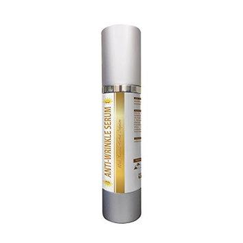 Beauty wrinkle remover - ANTI-WRINKLE SERUM - Hyaluronic acid for skin - 1 Bottle