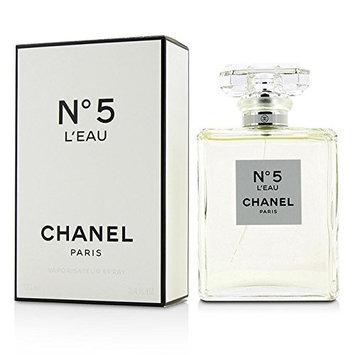 C h a n e l No. 5 L'eau 1.7 oz 50ml EDT Eau De Toilette Spray Women Perfume 100% AUTHENTIC