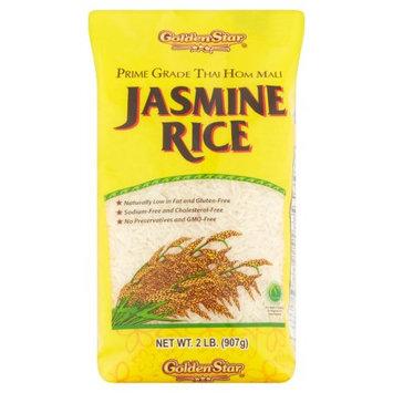 Golden Star Jasmine Rice 2 Lb