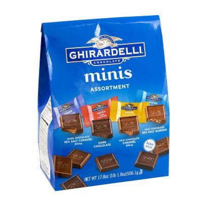 Ghirardelli Chocolate Minis Assortment - 17.8 oz