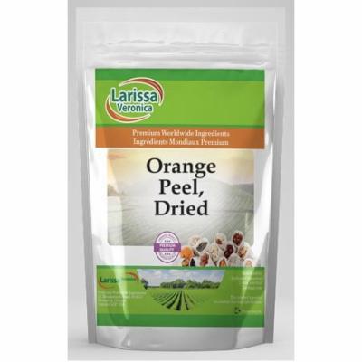 Orange Peel, Dried (4 oz, ZIN: 527118)