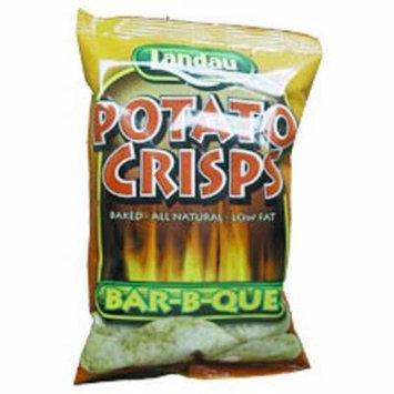 Landau Kosher Potato Crisps Baked Bar-B-Que - 1 Oz.