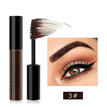 ZHUOTOP IMAGIC 7ml Long Lasting Waterproof Eyebrow Mascara Cream Shadow Makeup Beauty Tools Eyebrow Gel Enhancer Eyebrow