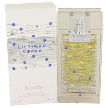 Life Threads Sapphire by La Prairie - Women - Eau De Parfum Spray 1.7 oz