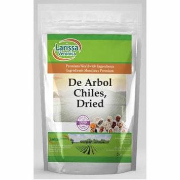 De Arbol Chiles, Dried (16 oz, ZIN: 526733)