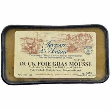 Duck Foie Gras Mousse - 4 pcs. x 7 oz