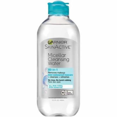 Garnier SkinActive Micellar Cleansing Water, For Waterproof Makeup, 23.7 fl. oz.