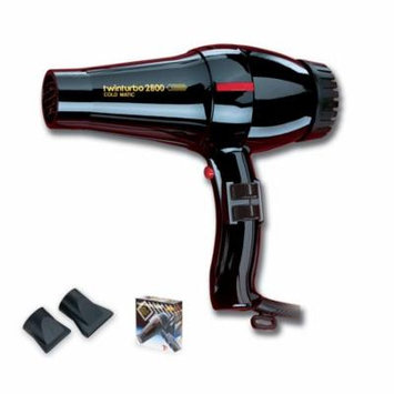 New Turbo Power 314A Twinturbo 2800 Coldmatic Professional Salon Hair Dryer
