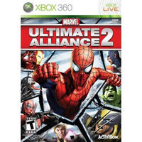 Marvel Ultimate Alliance 2 (Xbox 360)