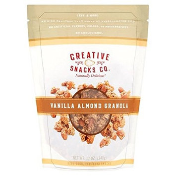 Vanilla Almond No High Fructose Corn Syrup, 12 Oz