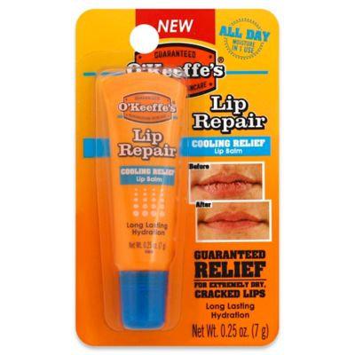 O'Keefes Cooling Lip Repair Tube .25oz