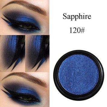 D-XinXin 1Colors Monochrome Eye Shadow of Mashed Potato,Glitter Shimmering Colors Eyeshadow Metallic Eye Cosmetic