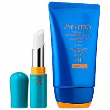 Shiseido Sun Protection Duo