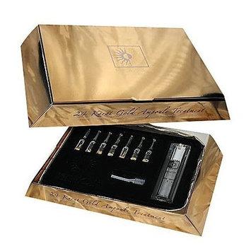Swisa Beauty 24 karat gold ampoule treatement kit
