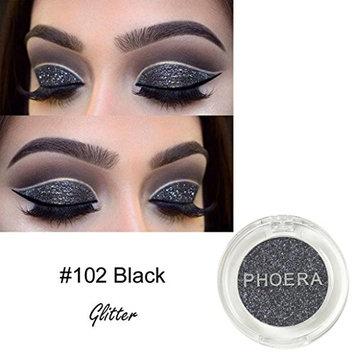 FENZL eyeshadow palette 8 Colors Glitter Shimmering Colors Eyeshadow Beauty Eye Cosmetic