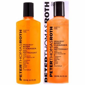 Peter Thomas Roth Mega Rich Body Cleanser 8.5 oz - New in Box