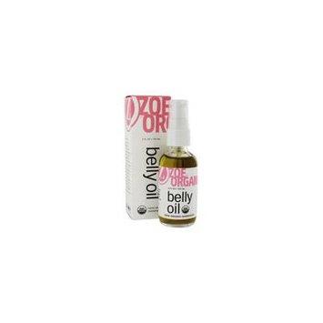 Organic Belly Oil - 2 fl. oz. by Zoe Organics (pack of 4)