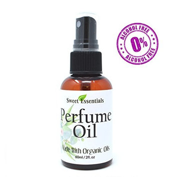 Night Blooming Jasmine Type | Fragrance/Perfume Oil | 2oz Made with Organic Oils - Spray on Perfume Oil - Alcohol & Preservative Free