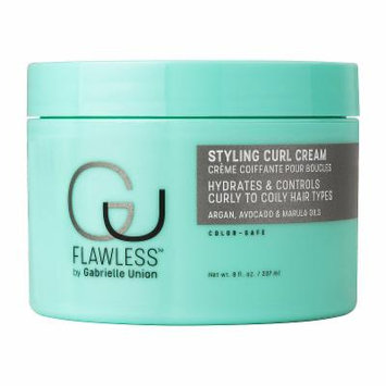 Flawless By Gabrielle Union Styling Curl Cream Styling Product - 8 oz.