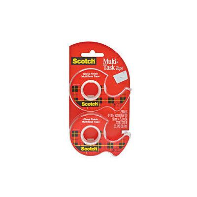 Scotch MultiTask Tape in Handheld Dispenser 3/4