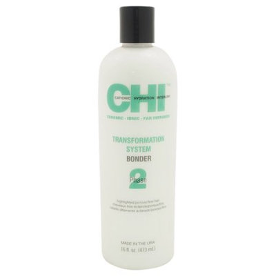 CHI Transformation System Phase 2 - Bonder Formula C (For Highlighted/Porous/Fine Hair) 473ml/16oz