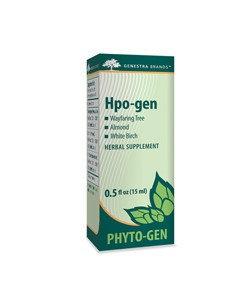 Genestra, Hpo-gen 0.5 oz