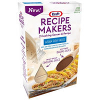 Kraft Recipe Makers Asian Fish Tacos 12.2 oz