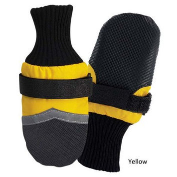 Pet Pals ZA245 01 99 Guardian Gear Dog Boots Xxxsm Yellow