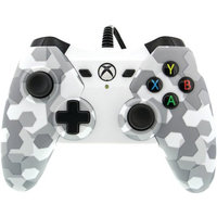 2 Pack PowerA Wired Controller for Xbox One - Arctic White Camo (1503454-01)