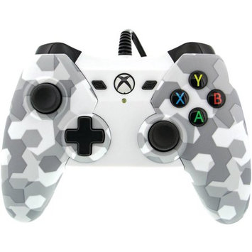 PowerA Wired Controller for Xbox One - Arctic White Camo (1503454-01)
