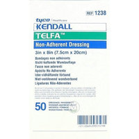 Kendall/Covidien Telfa Non Adherent Pad Prepack, 50 Count