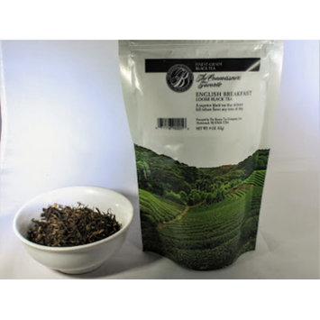 The Boston tea company English breakfast loose black tea 4oz