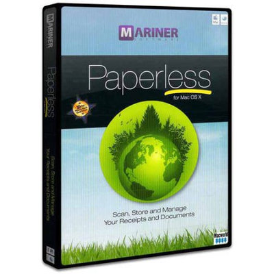 Mariner Software Paperless Management Software for Mac