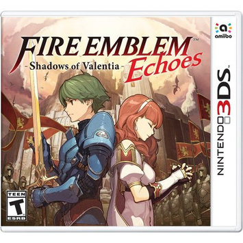 Nintendo Fire Emblem Echoes Shadows of Valentia 3DS (Email Delivery)