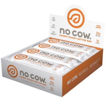 No Cow Bar - CHUNKY PEANUT BUTTER (12 Bars) by no cow at the Vitamin Shoppe