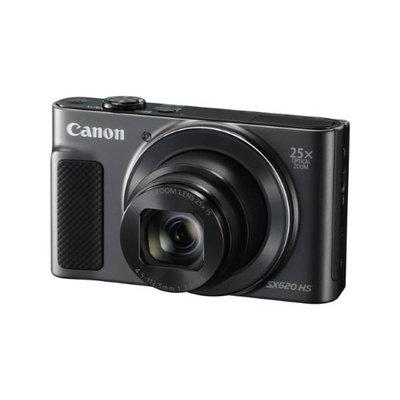 Canon PowerShot SX620 HS Wi-Fi Digital Camera (Black)