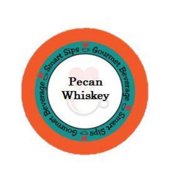 Smart Sips COFPECWHIS24 Pecan Whiskey for Keurig K-cup Brewers 24 Count