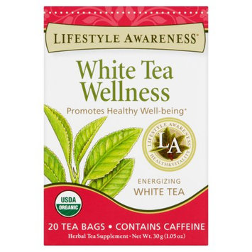 Tadin BCA51933 Og2 White Tea Wellness 6 x 20 Bag