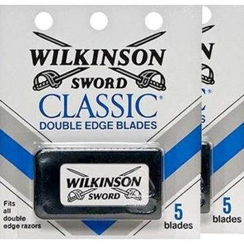 Wilknson D/E Blades 5ct Size 5ct