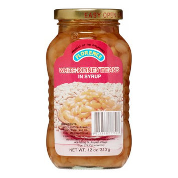 Florence Sweet White Beans (Small), 12 Ounce