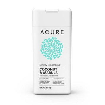 Acure Coconut & Marula Simply Smoothing Conditioner - 12 fl oz