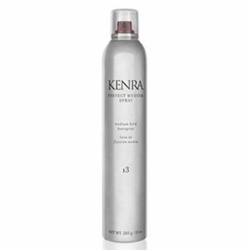 Kenra Perfect Medium Spray #13, 55% VOC, 10-Ounce, PACK OF 4