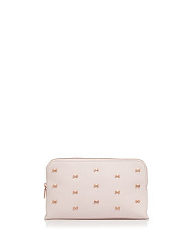 Ted Baker Pinntoe Leather Wash Bag