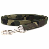 Camouflage Dog Leash - Size - Large