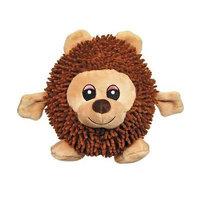 Zanies Silly Shaggies Dog Toy - Bear One Size