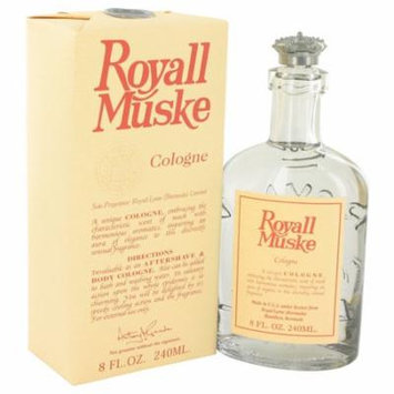 ROYALL MUSKE by Royall Fragrances - Men - All Purpose Lotion / Cologne 8 oz